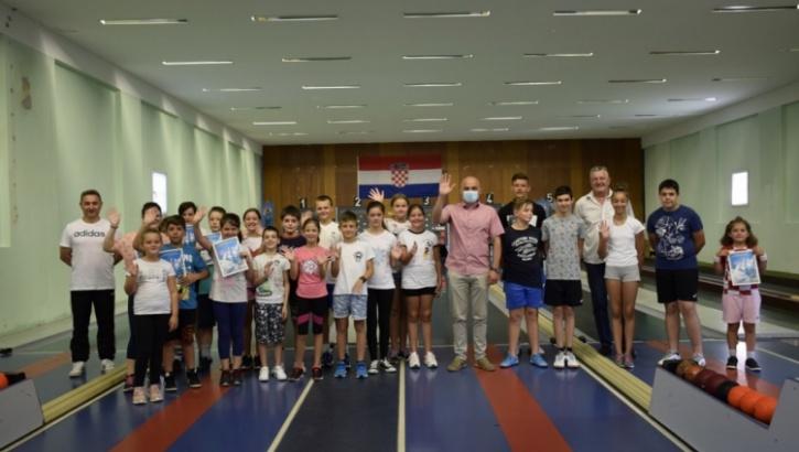 Dodjelom diploma završena Škola kuglanja Požeškog športskog saveza