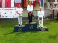 Maja Grdiša ostvarila normu za Europsko prvenstvo u samostrelu field i ušla u reprezentaciju Hrvatske
