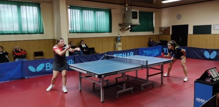 Nikolina Raguž (STK Požega) se kvalificirala na seniorsko prvenstvo Hrvatske u stolnom tenisu