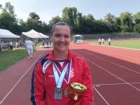 Maja Grdiša osvojila drugo mjesto na 2. Svjetskom kupu u gađanju samostrelom - field održanom u Otrokovicama (Češka)