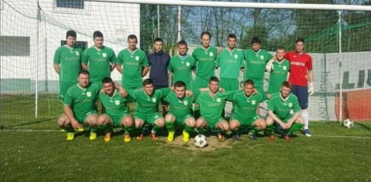 Lipa pobijedila BSK (Biškupci) u gostima u 9. kolu 3. Županijske nogometne lige