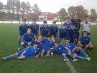 Juniori Slavonije nakon jedanaesteraca svladali Požegu u finalu Županijskog nogometnog kupa