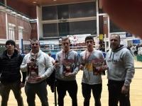 """Borci KBK Bushido osvojili tri medalje na 20. Međunarodnom turniru u Kickboxingu """"Kutina open 2018"""""""