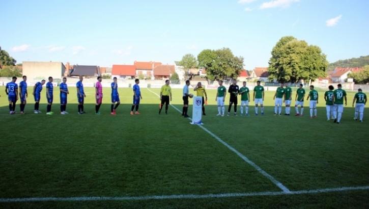 Nogometaši Slavonije i vidovačkog Dinama ostvarili plasman u polufinale Županijskog kupa