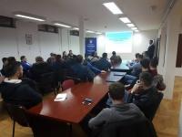 Zoran Zekić i Ante Vučemilović Šimunović educirali požeške trenere i suce