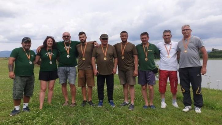 ŠRU Ulovi i pusti organizirala 2. kolo Županijske šaranske lige na jezeru u Turniću