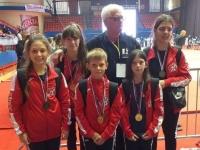Članovi Judo kluba Judokan osvojili 6 medalja na Međunarodnom turniru u Banja Luci (BiH)