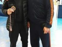 Članica Bushida Maria Franjić treća na juniorskom prvenstvu Hrvatske u disciplini Low kick do - 56 kilograma