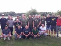 """Na jezeru """"Požega"""" u Turniću ribiči opet ulovili preko tonu ribe za 52 sata"""