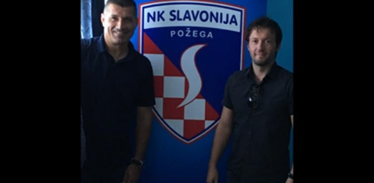 Robert Špehar novi trener NK Slavonije