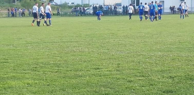 Parasan poražen od Sloge (Trenkovo) u 12. kolu 2. Županijske nogometne lige