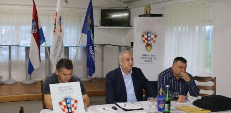Redovna sjednica Skupštine Nogometnog saveza Požeško - slavonske županije održat će se u ponedjeljak, 16. 12. 2019. u Požegi
