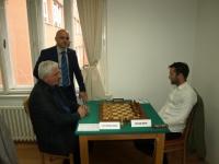 Europski prvak Ivan Šarić jedini ostvario pobjedu u 1. kolu Prvenstva Hrvatske u šahu (Požega, 17. - 27. 04. 2018.)