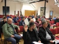 Odgođena sjednica Skupštine Nogometnog saveza Požeško - slavonske županije