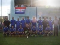 Parasan odigrao neodlučeno s Croatiom (Donja Obrijež) na svom terenu u 2. kolu 2. Županijske nogometne lige