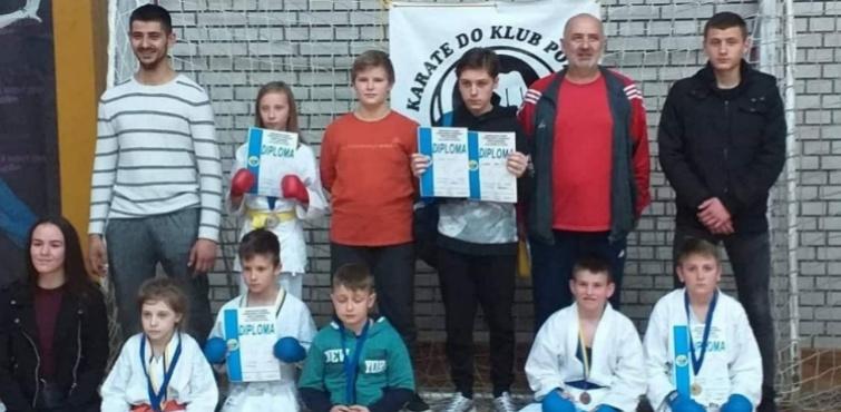 Članovi Karate - do kluba Požega osvojili 20 medalja na natjecanju u Brčkom (Bosna i Hercegovina)