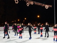 Otvorenje klizališta na Sportsko - rekreacijskom centru je u petak, 06. 12. 2019. u 18,00 sati