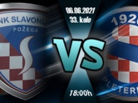 Slavonija poražena od Slavije u 33. kolu 3. Hrvatske nogometne lige - Istok