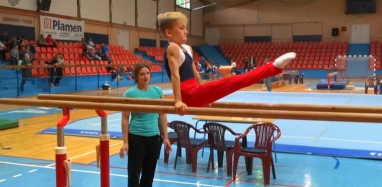 Održano 4. kolo 54. kupa Slavonije i Baranje u muškoj i ženskoj sportskoj gimnastici