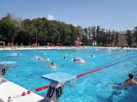 Na Gradskom bazenu odigrana utakmica između Vaterpolo kluba Požega i Vaterpolo kluba Osijek