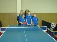 Odlični rezultati mladih stolnotenisačica STK Požega na turniru u Bjelovaru