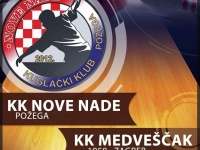 U subotu, 21. 04. 2018. u 15,00 sati kuglači Novih nada na Gradskoj kuglani protiv KK Medveščak 1958 (Zagreb) igraju 1/8 finala Kupa Hrvatske