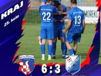 Slavonija na svom terenu uvjerljivo pobijedila Zrinski (Jurjevac) u 25. kolu 3. HNL - Istok