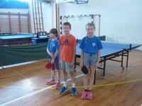 Mladi igrači Stolnoteniskog kluba Požega nastupili na turniru u Slavonskom Brodu