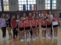 Gimnastičarke Sokola uspješne na 1. kolu Kupa regije u Belom Manastiru