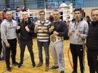 Borci Kickboxing kluba Bushido osvojili 4 medalje ne Europskom kupu u Karlovcu