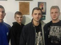 Tri pobjede boksača BK Graciano u 1. kolu 1. Hrvatske boksačke lige