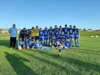 Stariji pioniri Slavonije u finalu svladali Hajduk u Pakracu i osvojili Županijski nogometni kup