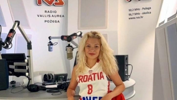 Monika Vojvodić se vratila u ŽKK Plamen Požega