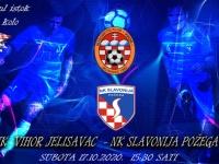 Slavonija poražena na gostovanju u Jelisavcu kod Vihora u 12. kolu 3. HNL - Istok