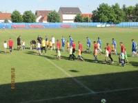 Slavonija minimalno poražena u Đakovu u 29. kolu 3. HNL, u nedjelju u Požegi gostuje Koprivnica u odlučujućoj utakmici za ostanak u ligi