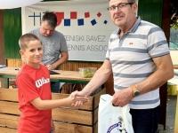 Tenisač Požege  Ino Horvat osvojio 5. mjesto na Mastersu Hrvatske