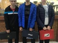 Članovi Streljačkog kluba Požega nastupili na 1. kolu 1. B Hrvatske lige u gađanju zračnim oružjem u Nuštru