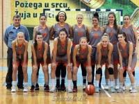 Plamene svladale Zadar u 16. kolu 1. Hrvatske ženske košarkaške lige