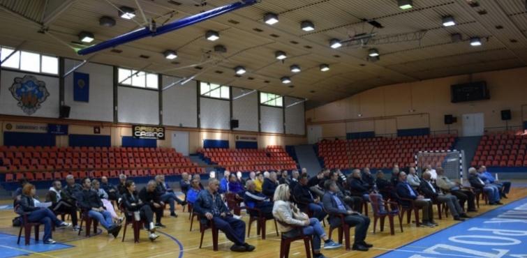 Na redovnoj izvještajnoj sjednici Skupštine Požeškog športskog saveza za glavnog tajnika ponovno izabran Željko Mitrović