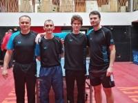 Stolnotenisači Požege plasmanom u HEP Super ligu ostvarili najveći rezultat u povijesti požeškog muškog stolnog tenisa