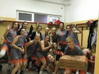 Košakašice Plamen Požege poražene u prva dva kola 1. Hrvatske ženske košarkaške lige