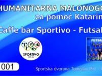Sportski vikend, 20. i 21. siječanj 2018. - Sportska dvorana Tomislav Pirc