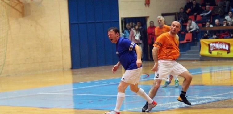 Odigrane utakmice 10. kola Malonogometne lige veterana Požega