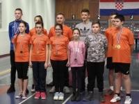 Na Gradskoj kuglani u Požegi održan 4. turnir Međužupanijske kuglačke lige mladih