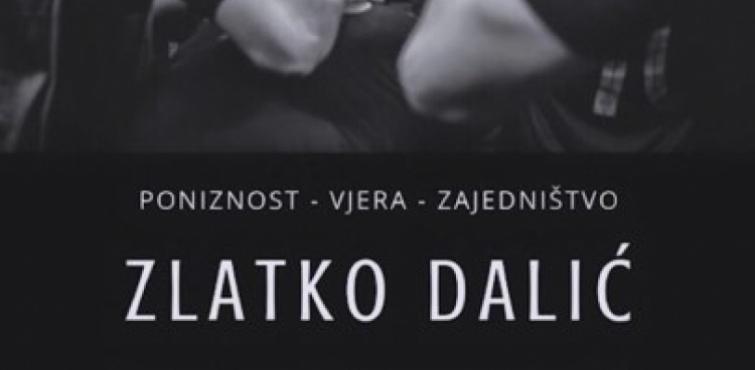 Izbornik hrvatske nogometne reprezentacije Zlatko Dalić u utorak, 28. 05. 2019. u Požegi