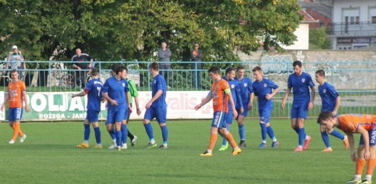 Nogometaši Slavonije pobijedili Varteks (Varaždin) u 10. kolu 3. Hrvatske nogometne lige