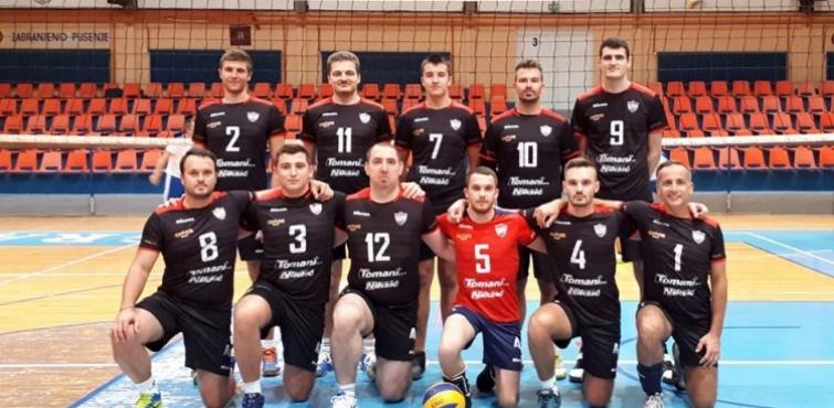 Sokoli uvjerljivom pobjedom protiv OK Donji Miholjac ušli u novo prvenstvo 2. Hrvatske odbojkaške lige - Istok