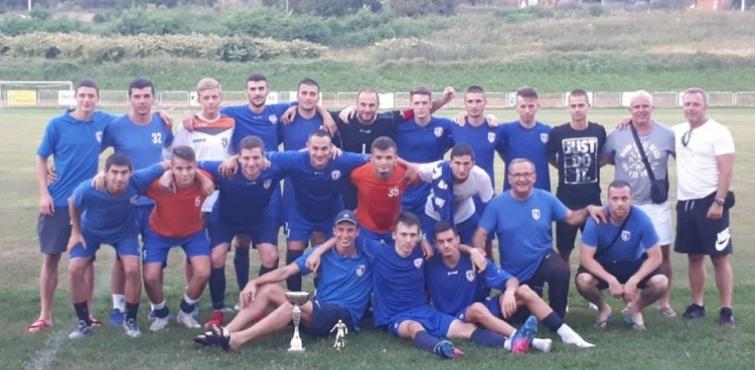 Slavonija osvojila Memorijalni nogometni turnir hrvatskih branitelja u Pakracu
