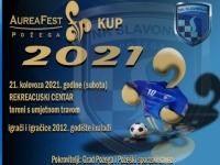 """V. Malonogometni turnir """"Aurea Fest Požega 2021"""" održat će se u subotu, 21. kolovoza 2021. na Igralištu s umjetnom travom"""