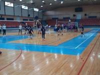 Održano Županijsko natjecanje Školskih športskih društava u odbojci za dječake i djevojčice 5. i 6. razreda